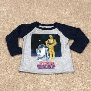 1a2bbe6f7 Target Shirts & Tops   Star Wars Shirt From   Poshmark